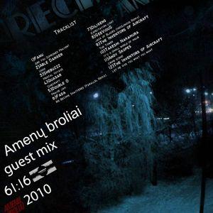 Recin' - Anby (Amenu Broliai Guest Mix)