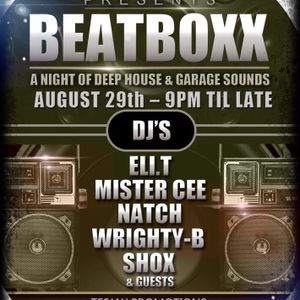 BEATBOXX Promo Mix 3.3 - DJ Natch