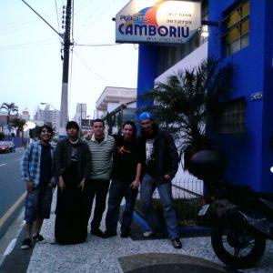 Rock Mania #5 - com banda Retirantes - 11/09/10