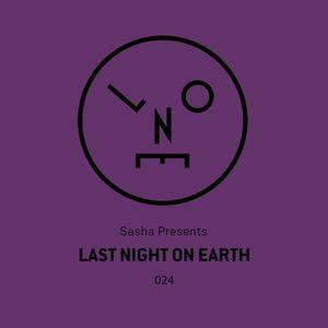 Sasha / Christoph guest mix – Last Night On Earth - 024