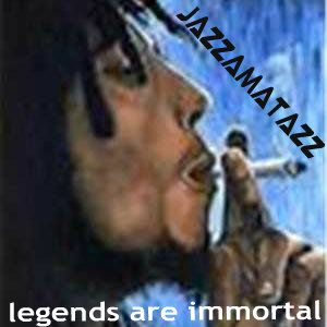 LEGENDS ARE IMMORTAL - Bob Marley Hip-Hop Breakbeat in memory of Geoff Crook