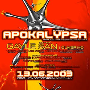 Jerry @ Apokalypsa 14 (13.06.2003)