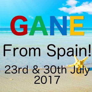 GANE Summer Tour 2017 Part 5/5 - Murcia, Spain - 30th July 2017
