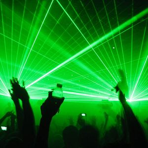 Reach For The Lasers