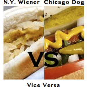 Timmy Soul presents : Chicago VS New York ; Similarities + Differences = Peculiarities
