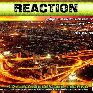 Marcio + Rennz MC NRG - @Reaction - Market House