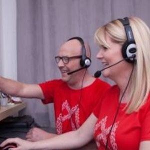 Radioshow 24-10-2019 DJ Vilborg and DJ Joi from Iceland