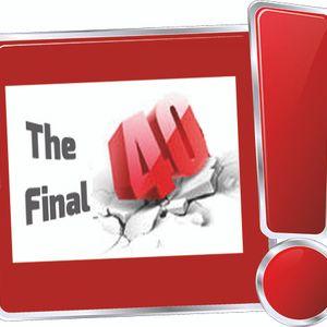Final 40 -  Week 41 Benny Baeten