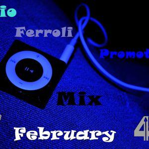 Mario Ferroli - Promotional Mix February 2012