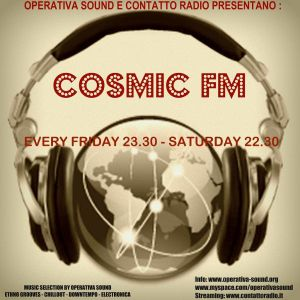Cosmic FM DJ Set 22-10-2010 by Paolo Brunicardi