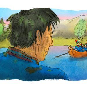 Go Lávrra gájui Neila - När Lávrra räddade Neiila