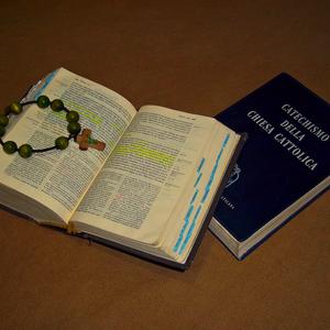 ROSARIO Meditato NUMERO 5, secondo Dio e la Chiesa, M.GAUDIOSI (Metodo SLC: A7 - B7 - C6 - D7 - E5)