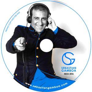 Sebastian Gamboa Ibiza 2016