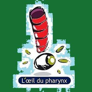 """""""L'Oeil du Pharynx #6"""" par Nicolas Caudeville"""
