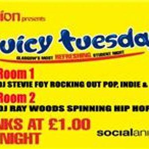 Juicy Tuesday : Ray Woods & Stevie Foy