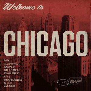 Welcome To • CHICAGO with All Natural Inc. • [R4501] Side One