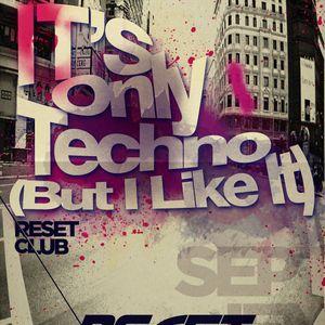 Nuke @ Reset Club Madrid 14 Sep 2012 Part 1