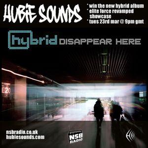 Hubie Sounds 010 - 23rd Mar 2010 - Part 1
