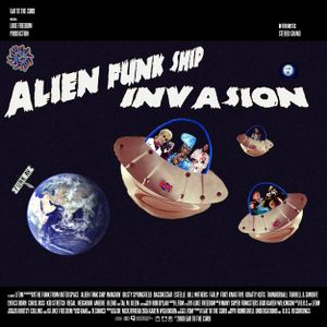 Alien Funk Ship Invasion pt. 2