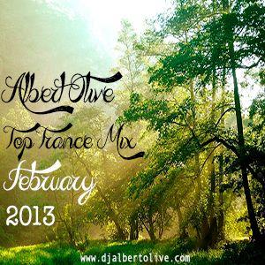 Albert Olive - Top Trance Mix February 2013