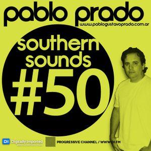 Pablo Prado - Southern Sounds 050 (DI.FM - June 2013)