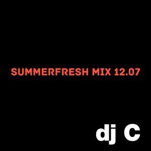 SummerFresh 12.07 by dj C