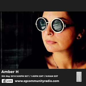 SGCR Radio Show #60 - 09.05.2018 Episode Part 2 ft. Amber H