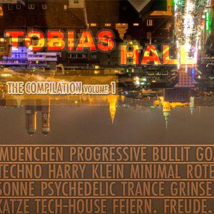 #1 Technobrettset (3h Techno Set) - TOBIAS HALL - Compilation Vol.1