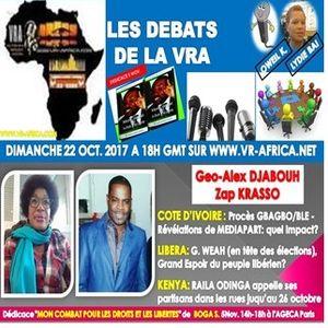 Les Débats De La VRA_22oct2017