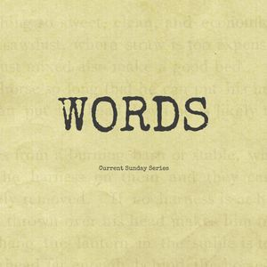 "August 21st  2016 ""Words"""