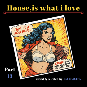 House,Is What I Love  pt. 13 - mixed & selected by DJ  I.S.O.T.T.