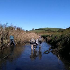 """Stories with Steph"" broadcast on Soundart Radio 102.5FM programme 4 - Tales from the River Dart"