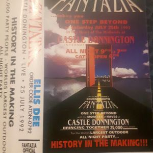 Ellis Dee & DJ Dream - Fantazia, One Step Beyond, 25th July 1992