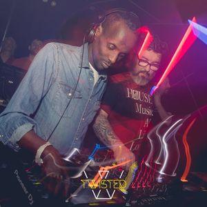 Brandy b2b Murvin Jay @ Twisted - Club Vaag