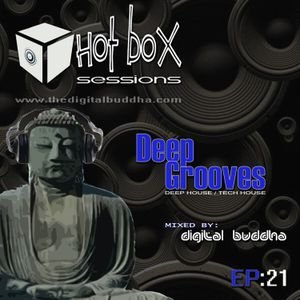 Hot Box Sessions EP21 - Deep Grooves with digital buddha