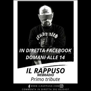 Il Rappuso - Primo Brown tribute - HipHop radio - IV stagione