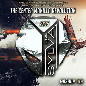 Marc Benjamin Vs Sultan & Shepard Vs Nervo - The Center Manilla Revolution (Da Sylva Mashup)