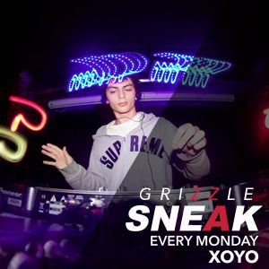 SNEAK Resident Grizzle / Mix 1