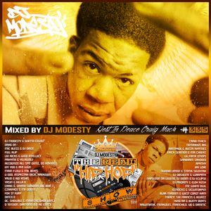 DJ MODESTY - THE REAL HIP HOP SHOW N°335