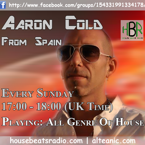 Aaron Cold - Live @ House Beats Radio [2012-03-11]