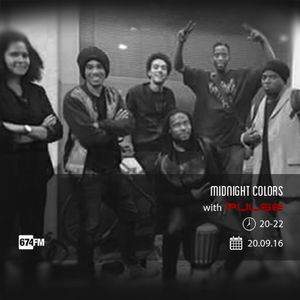 674.FM Midnight Colors with PULSE - 20.09.16