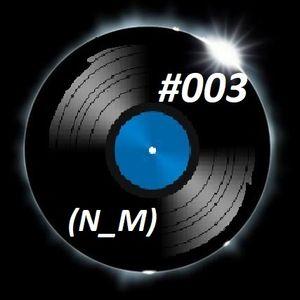 (N_M) #003 Techno Mix - DJ Newmoon (July 3rd 2019)