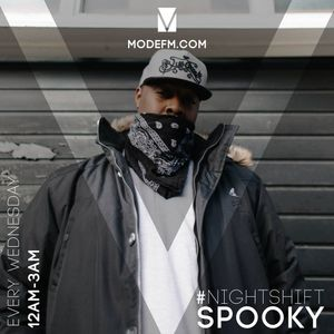 Spooky Bizzle - Mode FM #NightShift 24-10-18