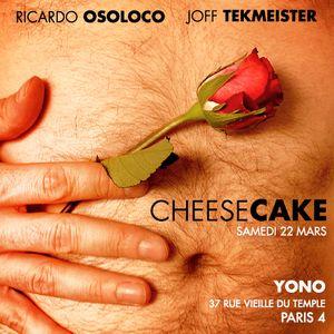 Spring Cheesecake