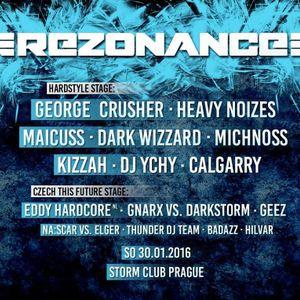 Maicuss - Rezonance 30.1.2016 Storm Club Prague
