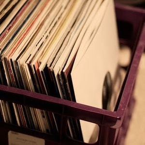 Old skool funk from the front of the funky crate