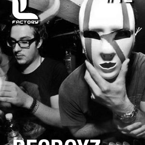 TechnoLogic Factory Chart #12 September by RecBoyz