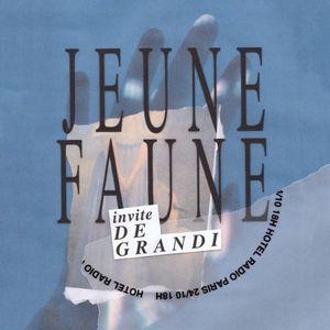 Jeune Faune Invite De Grandi  - 24:10:2016