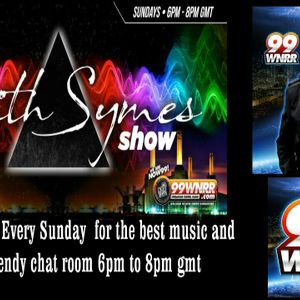 Podcast Of Keith Symes Show Sunday 13 th June 2021 99wnrr