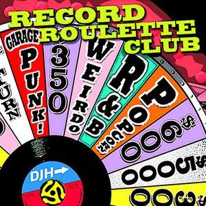 RECORD ROULETTE CLUB #23